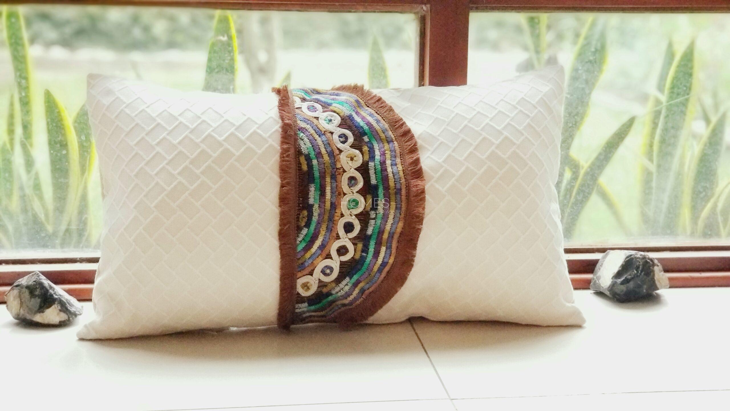 decoración con textiles de Nativ Collective